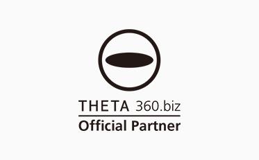 プラルトは「THETA 360.biz」 長野エリアのオフィシャルパートナーです。