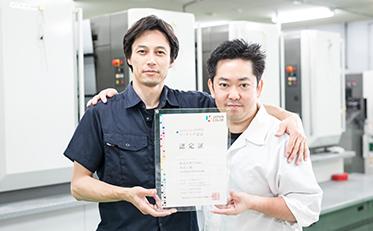 「長野県下初!!」プラルトがJapanColorマッチング認証取得