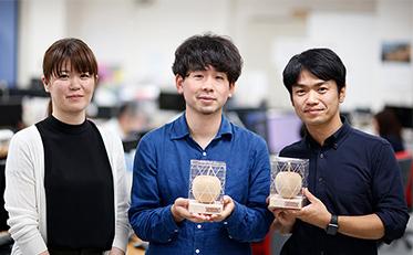 長野ADCでプラルトのスタッフが受賞&入選!