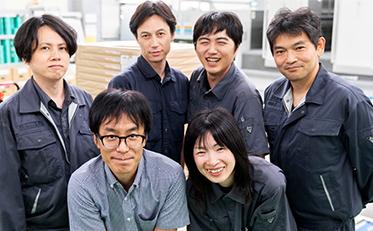 【正社員募集!!】印刷製造スタッフ